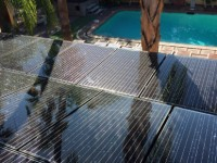 FAFCO crowdfunding its new solar electric, solar thermal combo system