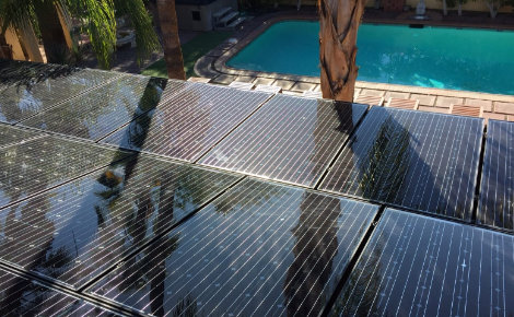 fafco solar thermal coolpv