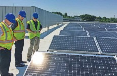Solar projects have so much potential when viewed as a collective bundle, like this group of 30 rooftop arrays Standard Solar is installing for the Washington, D.C., Department of General Services that combine for a total of 7 MW (pictured here).