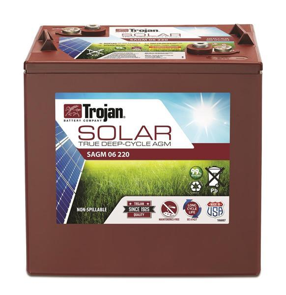 Solar AGM