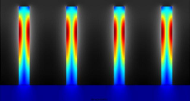 sol voltaics nanowire