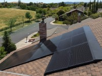GAF installs its first fully integrated solar roofing system DecoTech