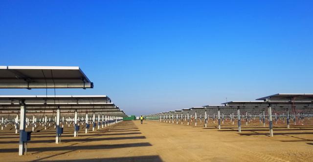 Solar tracker photo 1