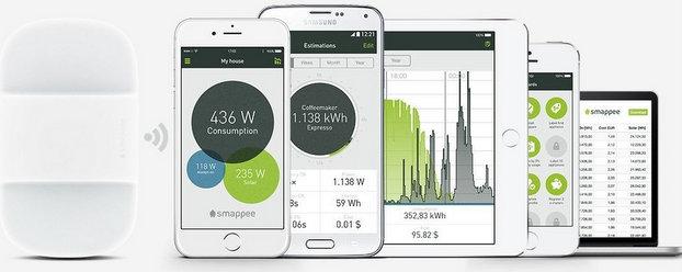 smappee solar storage