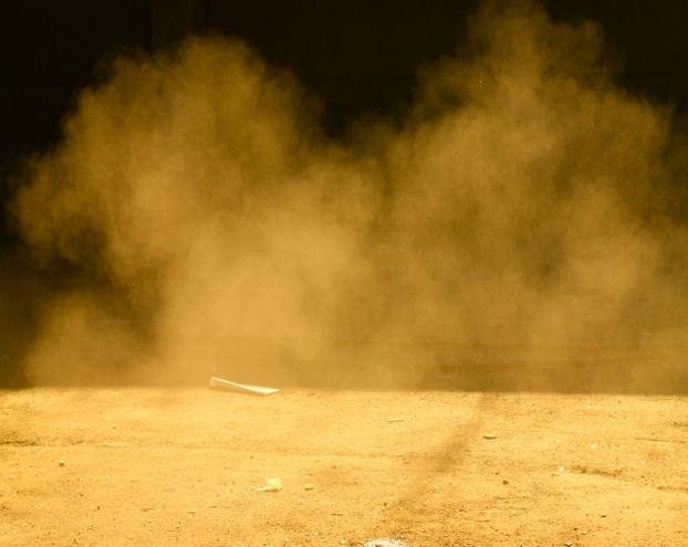 solar panel dust O&M