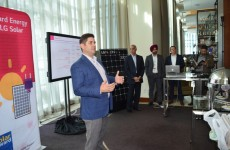 Details on LG, Enphase panel partnership that debuted at Intersolar