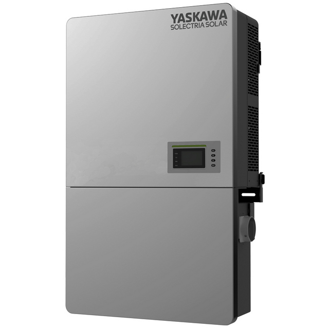 Yaskawa solectria inverters