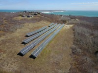 New England island switching from primarily diesel fuel to solar + storage microgrid
