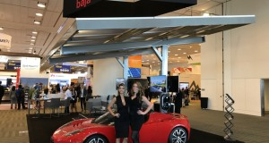 Baja Carports InterSolar 2017 Booth Models
