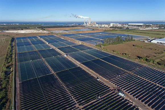 Big Bend solar sunlink