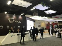 GCL-SI attended Solar Power International Exhibition (GCL System)
