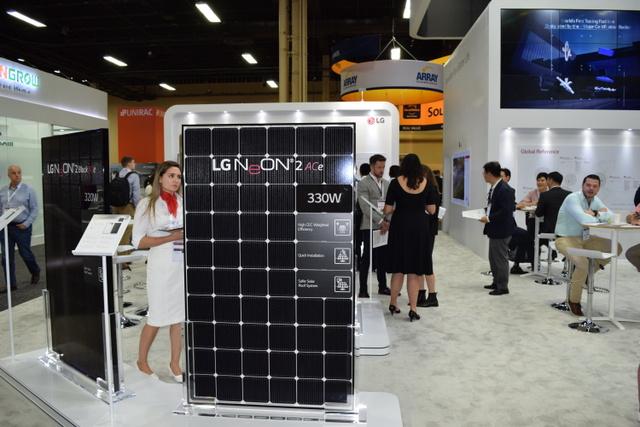 LG SolarEdge SPI