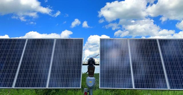 Solar FlexRack TDP 2 Turnkey Solar Tracker_2017