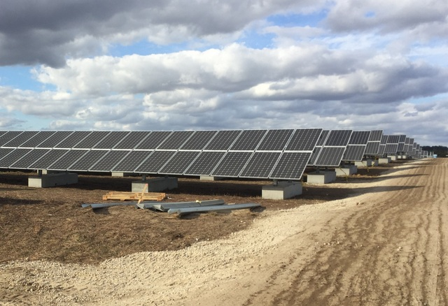 fotr dix solar storage