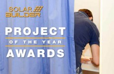 Vote here for the 2017 Solar Builder Project of the Year
