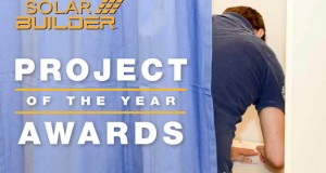 Solar Builder Project of the Year awards