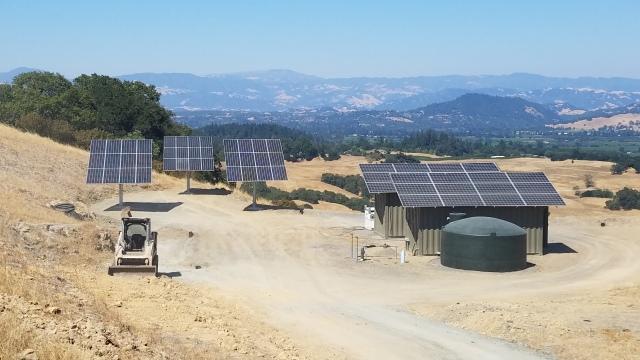 solar storage simpliphi container