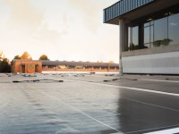 BASF, SoloPower Systems debut solar-integrated roofing system