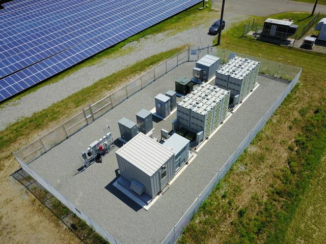 EOS energy storage