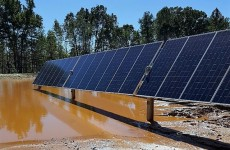 Case study: Prepping solar tracker systems in advance of a hurricane