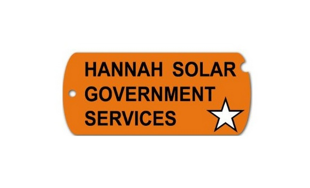 Hannah Solar Government Services