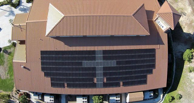 Palomar Solar PV design