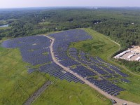 Soltage, Republic Services construct 13.5-MW solar project on three Mass. landfill sites