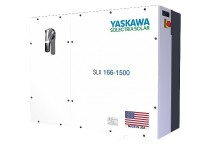 Meet Solectria SLX, the newest line of 1,000-volt, 1,500-volt inverters from Yaskawa-Solectria