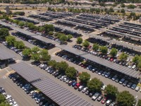 The 'Carportunity': How our electric vehicle future means big things for solar carports