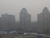 Princeton study: China's air pollution cuts into solar energy production