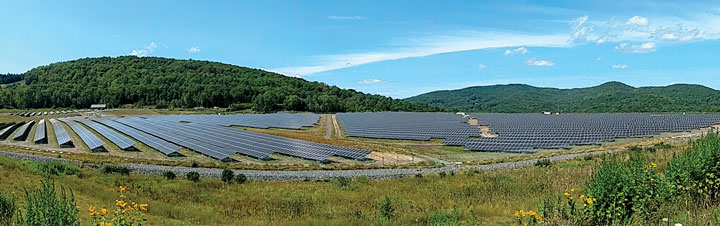 Elizabeth Mine Solar Project