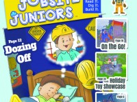 Solar Builder's Publishing House Launches Kids Construction Magazine