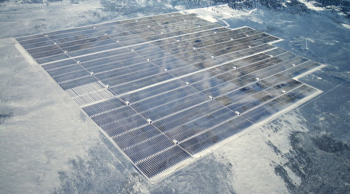 Three Peaks Solar