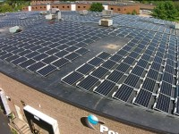 C.H. Powell Company adds 326-kW rooftop solar array
