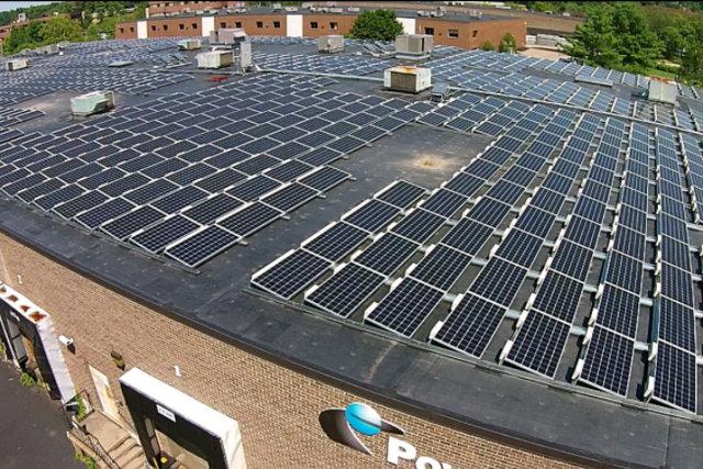 Dynamic energy solutions solar