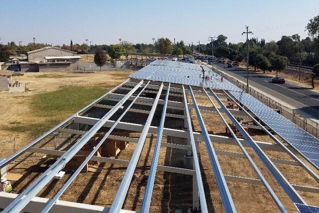 PCI solar project