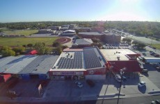 Freedom Solar installs two PV systems for Texas candy company