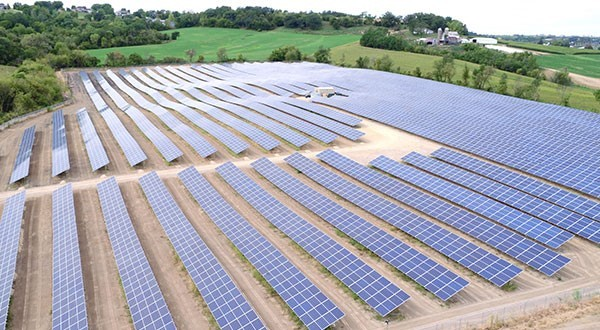 H and H solar projects
