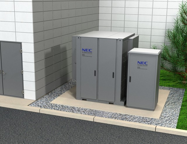 NEC Storage systems