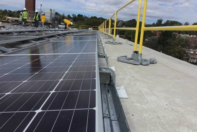 Standard Solar DC solar finance