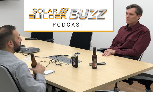 solar builder buzz podcast