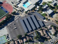 Check out this 1.6-MW solar install for California's Gilroy Unified School District