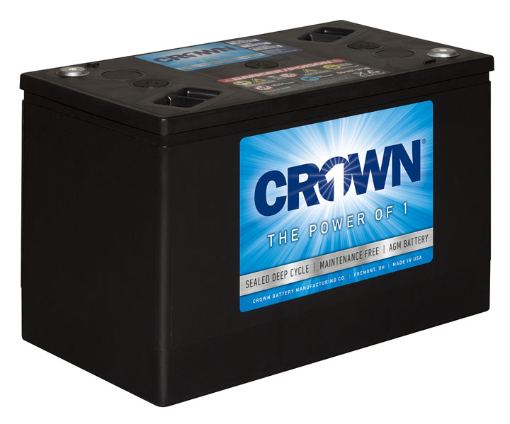 crown-battery