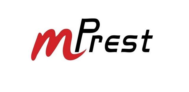 mPrest Logo