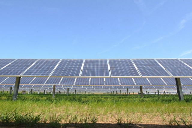 Shell Solar panels
