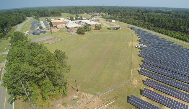 Mission Solar Energy project