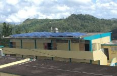 Puerto Rico recovery: This solar + storage microgrid helps power off-grid school hurt by hurricane