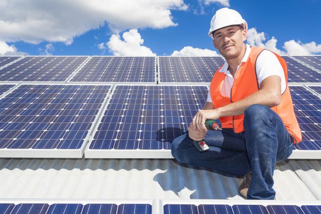 solar installer confidence