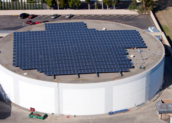 Bringing Solar to Water Districts
