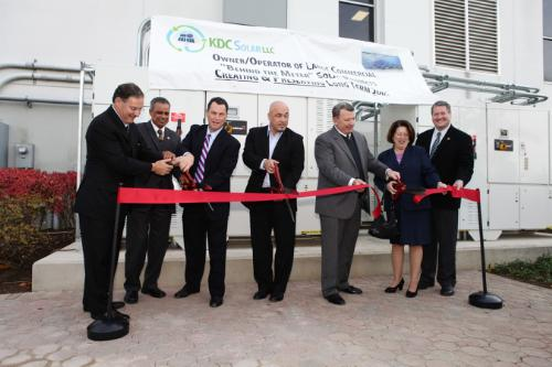 KDC Solar Completes Construction on 3.25-MW Rooftop Array in N.J.